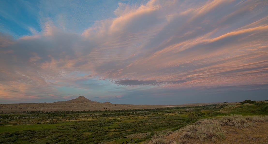 Crowheart Butte. Photo: Scott Copeland