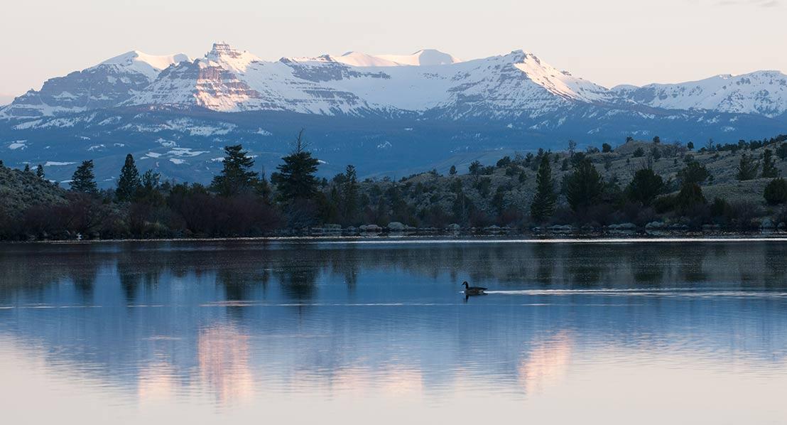 Ramshorn Peak, Dubois. Photo: Scott Copeland