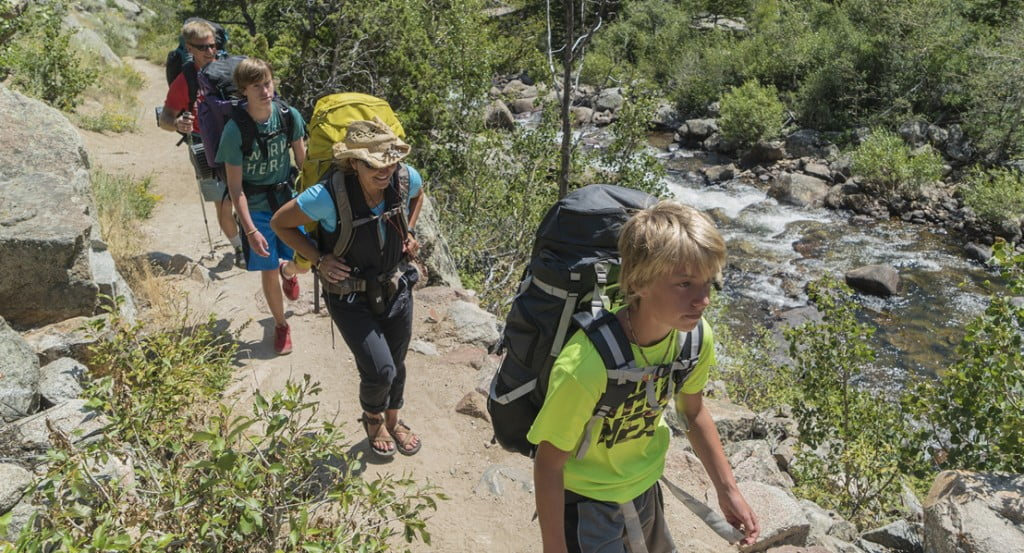 Sinks Canyon State Park Nature Trails. Photo: Kyle Duba