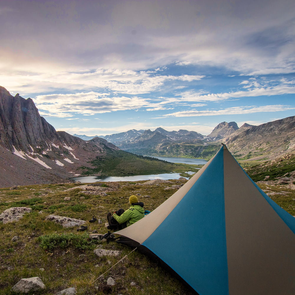 Camping - Wind River Country