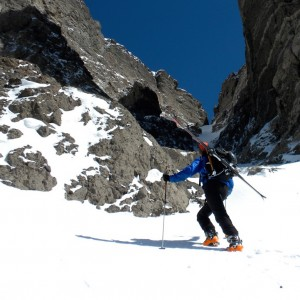 Togwotee Pass offers outstanding backcountry skiing, photo by Jared Steinman