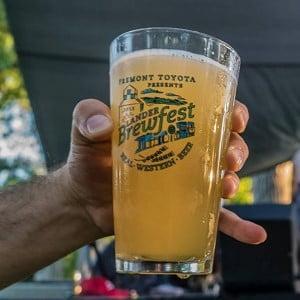 Lander Brewfest Kyle Duba