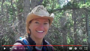 Find more inspiration in this video Shelli recorded while hiking alone four years ago.