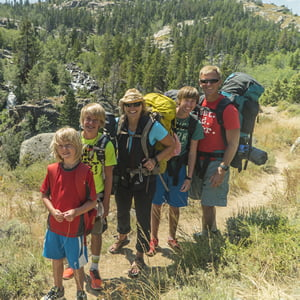 How to Get Your Kids to Hike