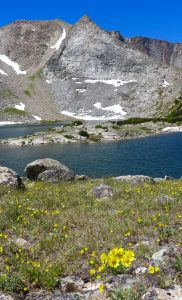 Hiking to Thumb Lake. (Photo by Shelli Johnson, YourEpicLife.com)