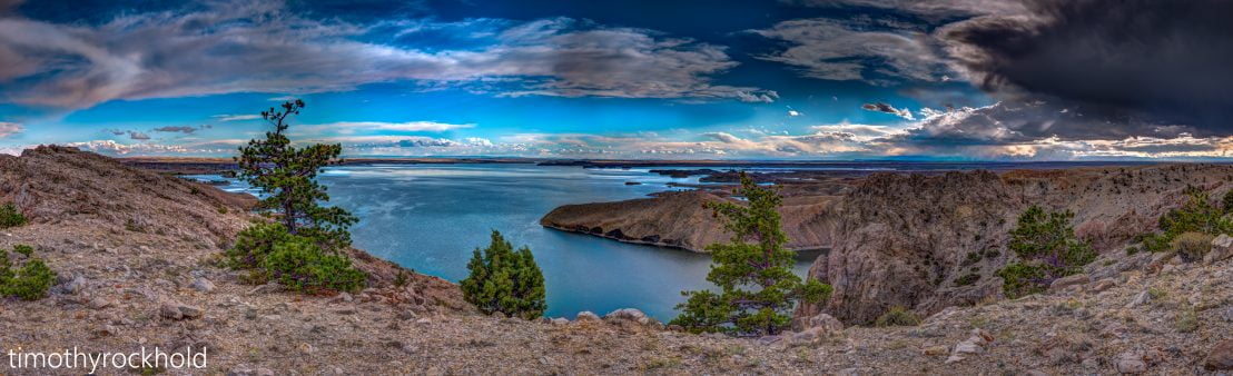 Boysen Reservoir, Timothy Rockhold