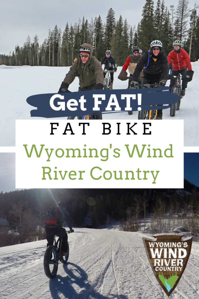 Fat Bike Wyoming pin