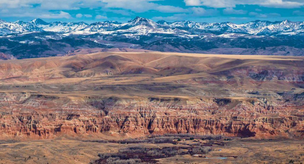 Absaroka Mountains Photo: Bill Sincavage