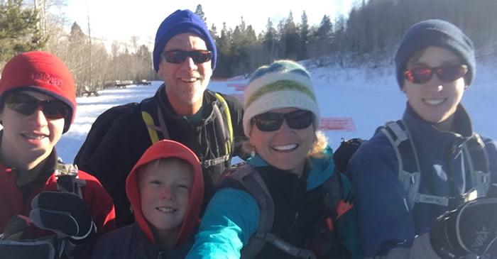 The Family Selfie