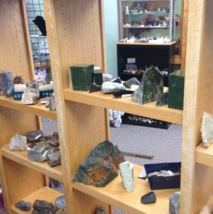 Display of local rocks in Rock Solid