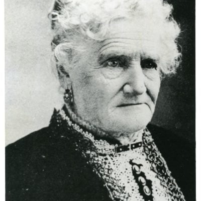 Esther Hobart Morris of South Pass City