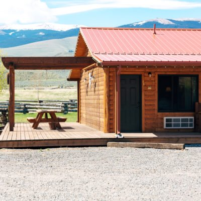 Longhorn RV Park package