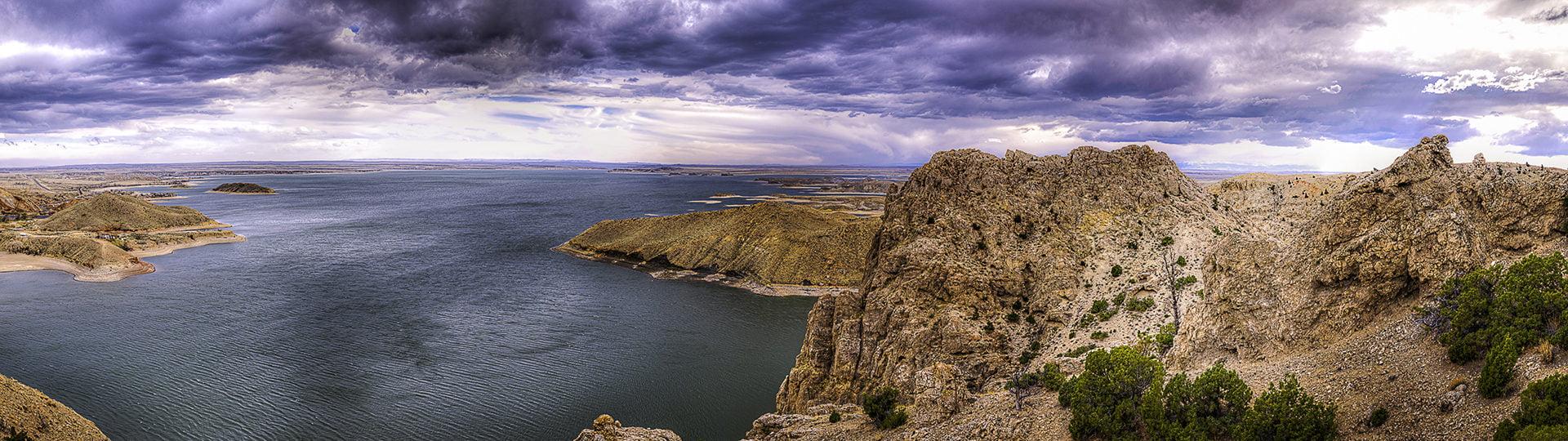 Boysen Reservoir